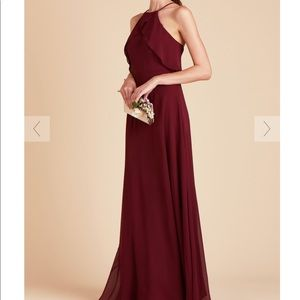 Birdy Grey Maxi Bridesmaid Dress